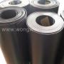 แผ่นรองก้นกระเป๋า พลาสติก PE สีดำ หนา 1.5 มิล หน้ากว้าง 1 เมตร